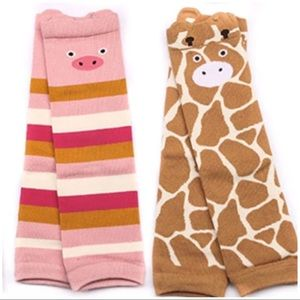 Other - Piggy or Giraffe Leg Warmers Stripes